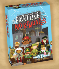 Front Line - No Komrades Card Game
