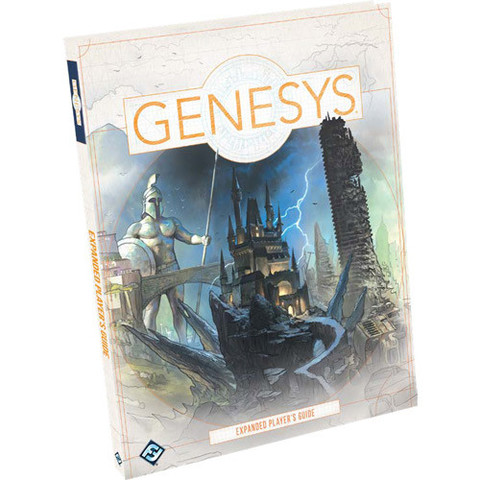 Genesys - Expanded Players Guide