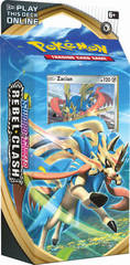 Sword & Shield - Rebel Clash Theme Deck - Zacian (Ships May 1)