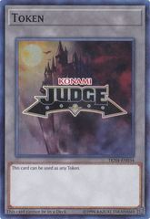 Judge Token - TKN4-EN034 - Super Rare