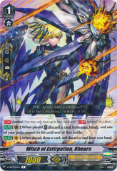 Witch of Extirpation, Bheara - V-EB12/022EN - R