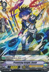 Promising Knight, David - V-EB12/040EN - C
