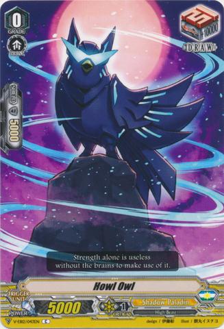 Howl Owl - V-EB12/043EN - C