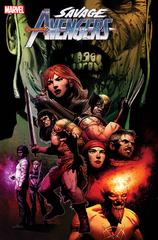 Savage Avengers #13 (STL154613)