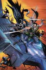 Batman And The Outsiders #13 (STL153771)