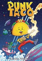 Punk Taco Hc Vol 01 New Friends (STL153628)