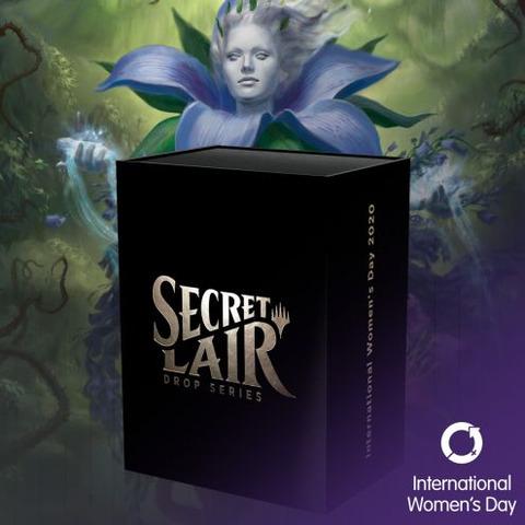Secret Lair International Womens Day