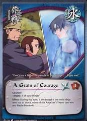 A Grain of Courage - M-124 - Common - Unlimited Edition