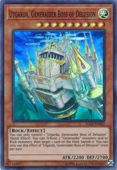Utgarda, Generaider Boss of Delusion - IGAS-EN022 - Super Rare - Unlimited Edition