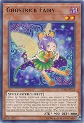 Ghostrick Fairy - IGAS-EN023 - Common - Unlimited Edition