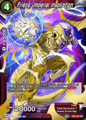 Frieza, Imperial Inspiration - DB2-007 - SR