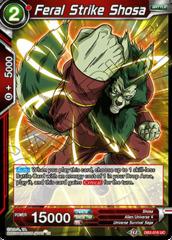 Feral Strike Shosa - DB2-016 - UC