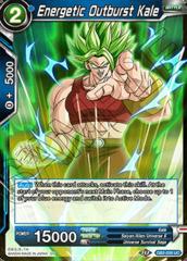 Energetic Outburst Kale - DB2-038 - UC - Foil