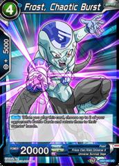 Frost, Chaotic Burst - DB2-041 - UC