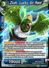 Zium, Lucky Air Raid - DB2-047 - R