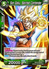 Son Goku, Spirited Contender - DB2-065 - UC