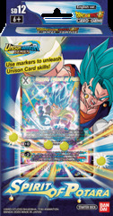 Dragon Ball Super - Series 10 Starter Deck - Spirit of Potara