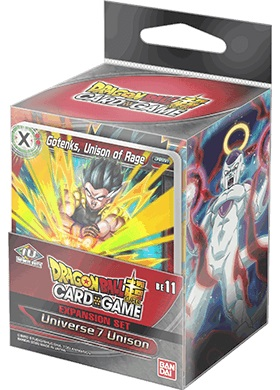 Dragon Ball Super - Expansion Set 11: Universe 7 Unison