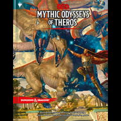 5th Edition - Mythic Odysseys of Theros