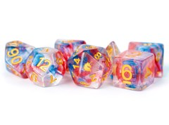 Unicorn Cosmic Carnival 16mm Poly Dice Set