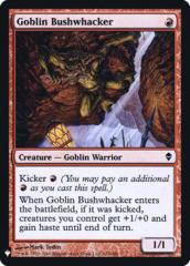 Goblin Bushwhacker - Foil