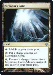 Mirrodin's Core - Foil