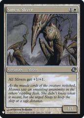 Sinew Sliver - Foil