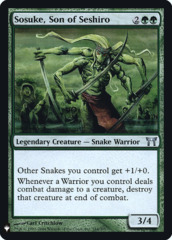 Sosuke, Son of Seshiro - Foil