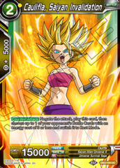 Caulifla, Saiyan Invalidation - DB2-100 - UC - Foil
