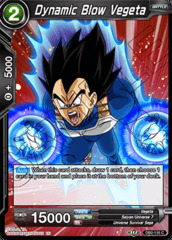 Dynamic Blow Vegeta - DB2-135 - C