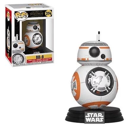 Pop! Star Wars #314: Rise of Skywalker - BB-8