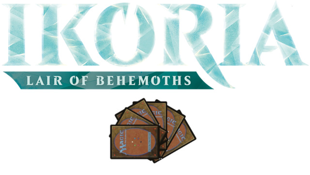 Ikoria: Lair of Behemoths Complete Set of Commons/Uncommons x4