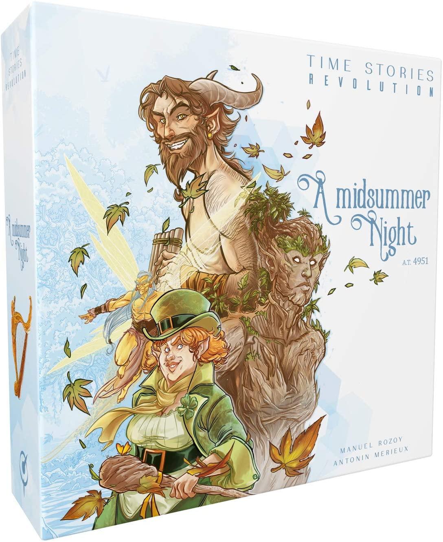 TIME Stories Revolution: A Midsummer Night