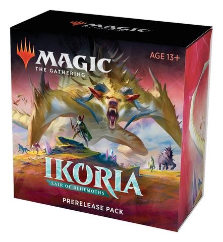 Ikoria: Lair of Behemoths Prerelease @ Home (includes kit plus 2 packs)