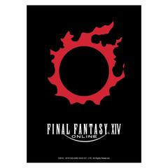 Final Fantasy TCG: Deck Protector Card Sleeves - Final Fantasy XIV Meteor (60ct)