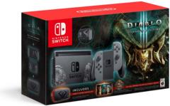 Nintendo Switch Diablo III System (Mario Kart 8 Deluxe instead of Diablo III)