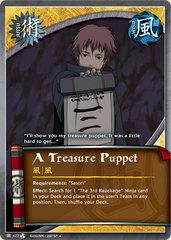 A Treasure Puppet - J-477 - Uncommon - Unlimited Edition