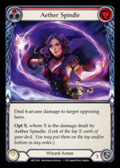 Aether Spindle (Red) - 1st Edition