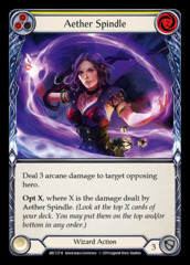 Aether Spindle (Yellow) - 1st Edition