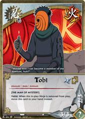 Tobi - N-604 - Rare - 1st Edition - Foil
