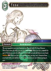 Yuna - 11-061L - Foil