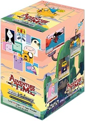Adventure Time Booster Box