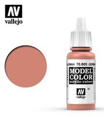 VAL70805 Vallejo Model Color German Orange 17ml (023)