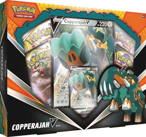 Copperajah V Box