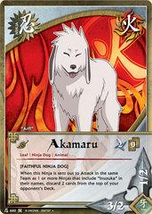 Akamaru - N-660 - Uncommon - 1st Edition - Foil