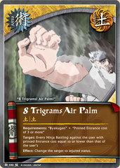 8 Trigrams Air Palm - J-590 - Common - Unlimited Edition - Foil