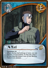 A Tail - M-525 - Common - Unlimited Edition - Foil