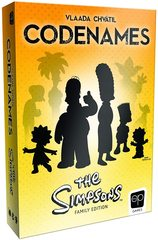 Codenames: The Simpsons Family Edition