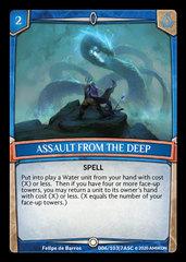 Assault from the Deep - Foil