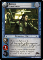 Elrohir, Son of Elrond -  14R3